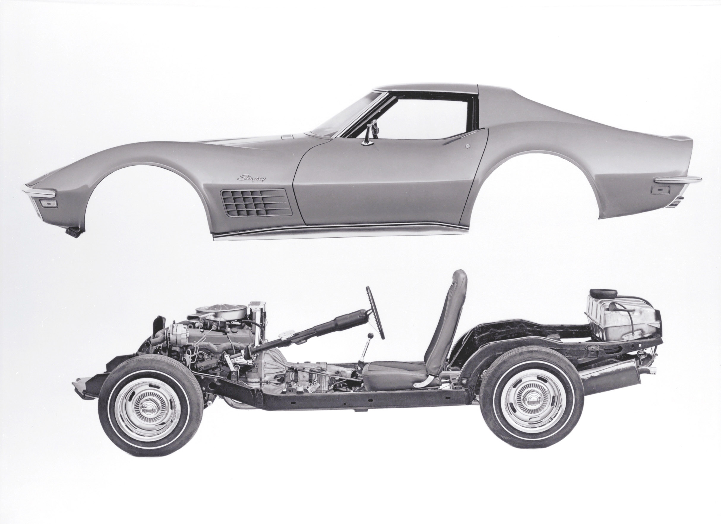 Corvette\'s Chassis Innovations Refined on the Race Track